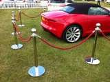 VIp Area Barriers to Hire Nottingham