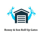Ronny & Son Roll Up Gates