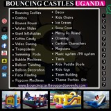 New Album of BOUNCING CASTLES UGANDA EVENTS