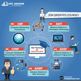 Job Oriented Courses