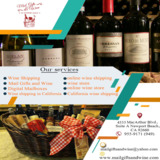 Mail Gifts and wine of Newport Beach   Wine shipping in California