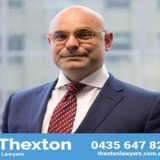 Thexton Lawyers Sydney Family Law & Criminal Law Specialist