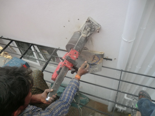 Rcc Wall Cutting : Of photos pictures view tritherm concrete core