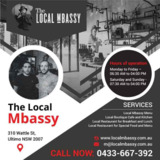 Local Restaurant for Special Food and Menu Ultimo | The Local Mbassy