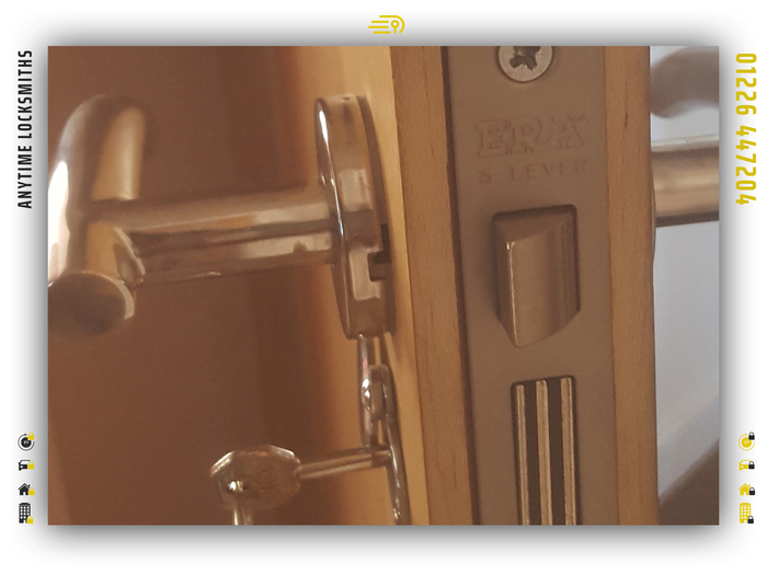 Anytime Locksmiths, 01226 447204<br />