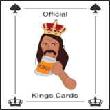 Official Kings Cards