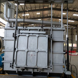 Hydraulic Tilting-Aluminium Melting Skelner-Furnace
