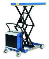 Medium Duty Mobile Scissor Table