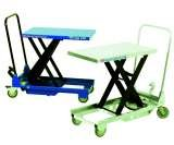 Pricelists of Mobile Scissor Tables (UK)