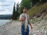 Athabasca River Bull Trout