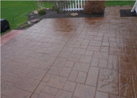 Profile Photos of Roanoke Stamped Concrete 430 WOODS AVE. SW # 3 - Photo 1 of 7