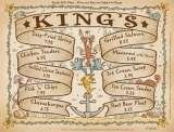 Menus prices 7 pages king 39 s fish house henderson for Kings fish house menu