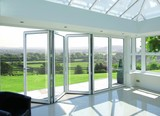 Bi-Folding uPVC Doors in East Lothian