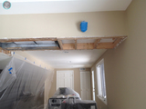 Water damage Ceiling Fix
