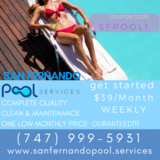 San Fernando Pool Services