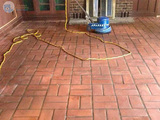 Entrance Tiles Cleaning