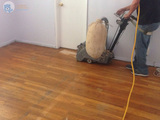 Wood Floor Refurbish