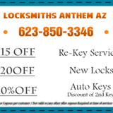Locksmiths Anthem AZ