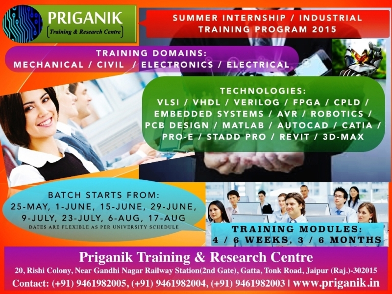 Pricelists of Priganik Training and Research Centre 20, Rishi Colony, Paras Sarees Lane, Gatta, Tonk Phatak - Photo 2 of 3