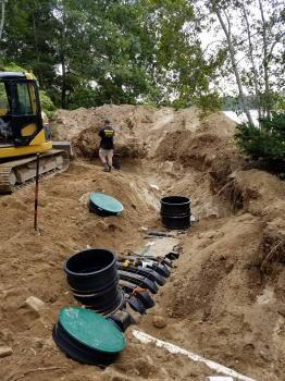 New Album of DiBuono Sewer & Drain 4650 Falmouth Rd - Photo 1 of 3