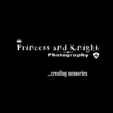 Princess and Knight Photography