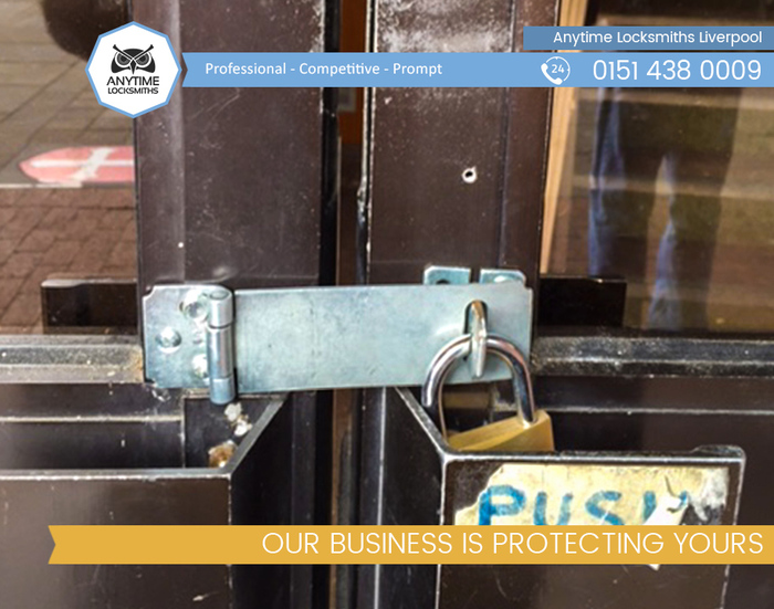 Profile Photos of Anytime Locksmiths St Helens North Rd, - Photo 3 of 7