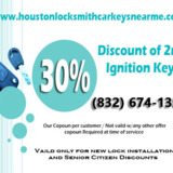 Houston Locksmith Car Keys Near Me