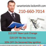 Locksmith San Antonio TX