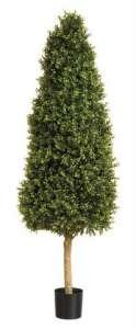 artificial buxus towers