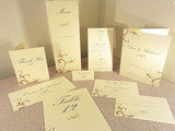 Classic Wedding Invitations Collection In UK- Liria