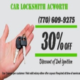 Car Locksmith Acworth GA