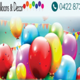 Urban Balloons and Decor | Balloon Arches and Columns Melbourne