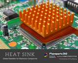 heat sink electronic parts