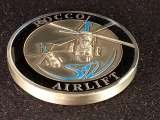 Coin minted by Gray Water Ops - Custom challenge coins http://graywaterops.com photo copyright 2013 / 2014 Gray Water Ops