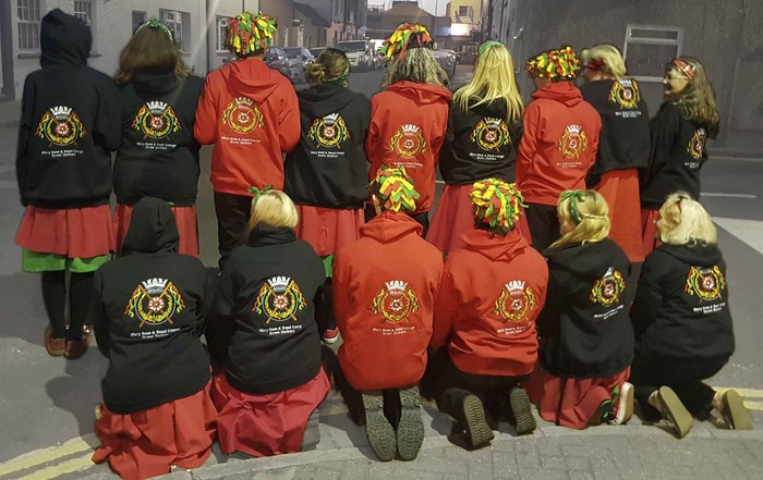 Embroidered Hoodies for the Mary Rose and Royal George Street Dancers New Album of TribeWares 56 Wheatstone Road - Photo 1 of 2