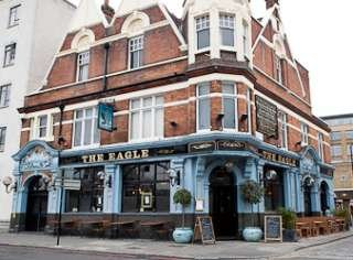 The Eagle in Hoxton