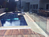 Glass Pool Fencing Melbourne Balustrade 1 F2, 36 Colchester Road