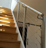 Wire Balustrade Frankston Balustrade 1 F2, 36 Colchester Road