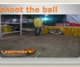 Shoot the ball fun fair game  Game Stall JOL events Pune