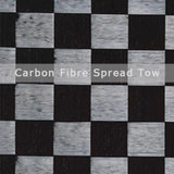 Spread Tow Carbon Fibre    -Brilliant surface  -Wets out quickly  -Fatigue resistance for durable strength  -Fire resistance
