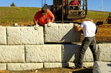 Dayton Retaining Wall 4016 Old Riverside Dr