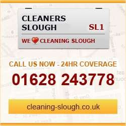 Cleaning Slough