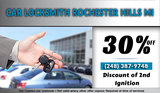 Pricelists of Car Locksmith Rochester Hills