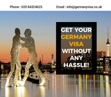 New Album of Germany Visa Services Online from UK