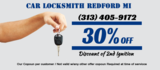 Car Locksmith Redford, Redford Charter Twp