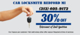 Menus & Prices, Car Locksmith Redford, Redford Charter Twp