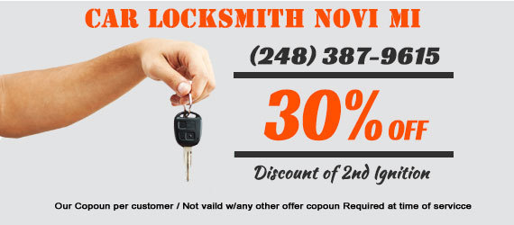 Pricelists of Car Locksmith Novi 42875 Grand River Ave - Photo 1 of 1