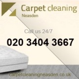 Carpet Cleaning Neasden