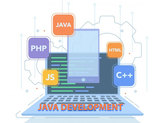 Java application development services offered by Delimp