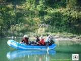 Wildlife Rafting inside Bardia National Park, a best way to explore the wildlife and an alternative way for fishing trip to Nepal